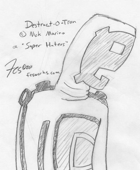 Destruct-O-Tron by Fes