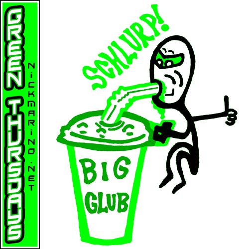 Green Thursdays - Schlurp Lantern