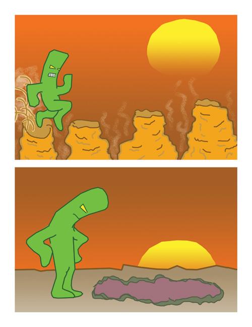 Maximum Cactus
