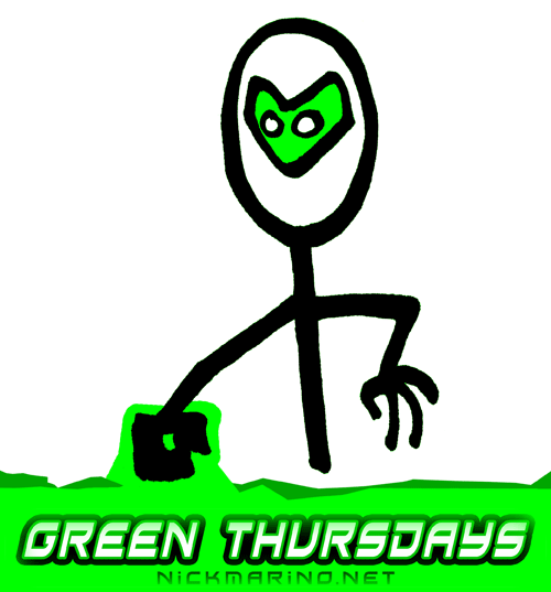 Green Thursdays - Logo Lantern