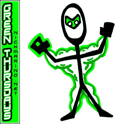 Green Thursdays - Muscle Lantern