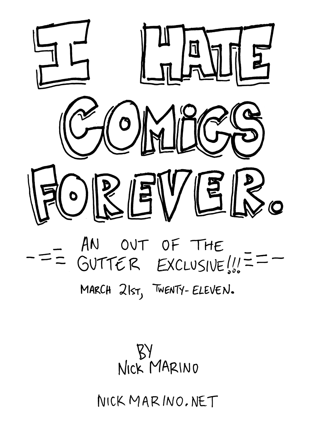nick marino i hate ics forever Senior Class Shirts i m going to raffle off the one of a kind only one on paper original art of the ic tonight at the talk so get yer butts out to library if you wanna take
