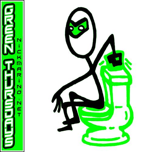 Green Thursdays - Poop Lantern
