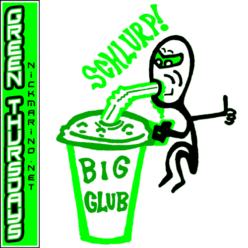 Green Thursdays - Schlurp Lantern