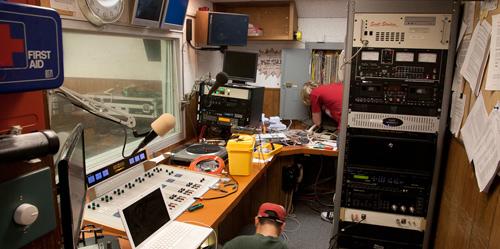 KZSU radio